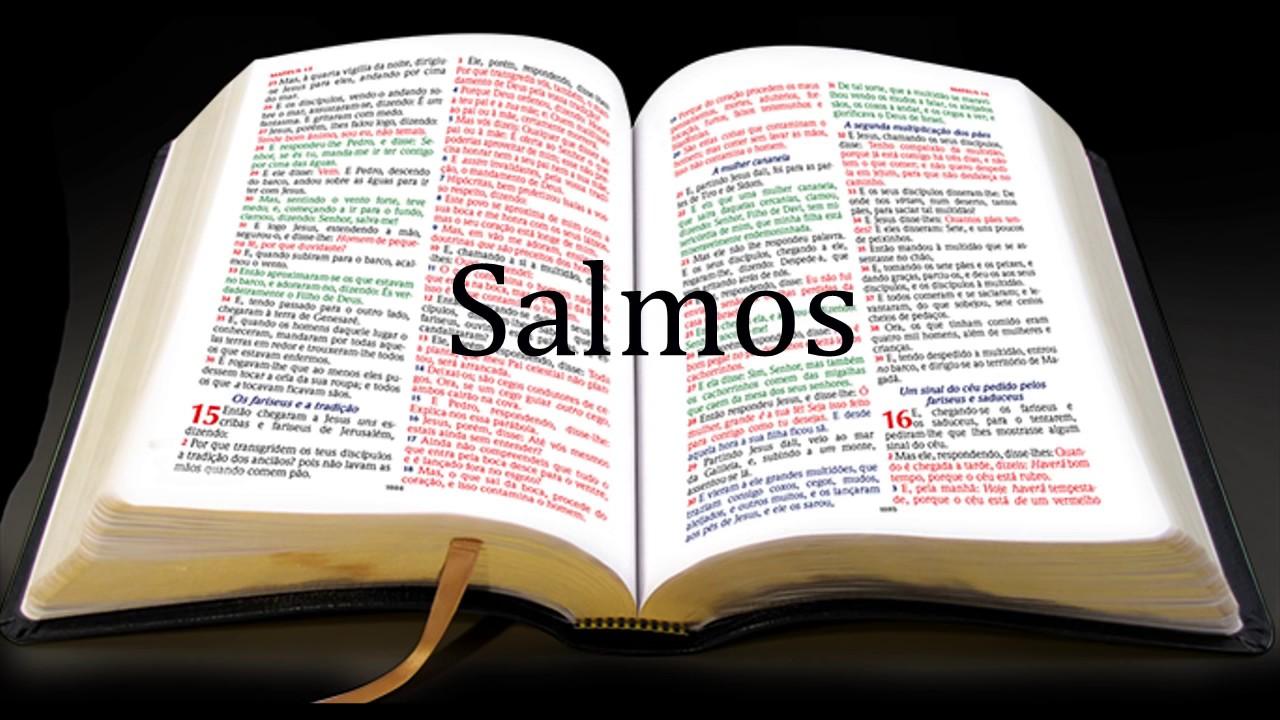 LIVRO DOS SALMOS COMPLETO - YouTube