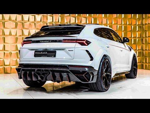 Lamborghini URUS By MANSORY Bianco Monocerus