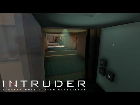 Intruder - Elevator Action