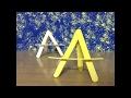 How to make a mini easel | DIY Mini easel | The DIY Stop