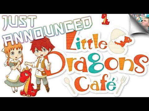 JUST ANNOUNCED: Little Dragon's Cafe - A Brand New Game From Harvest Moon Creator and Aksys Games thumbnail