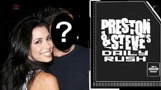Eva Longoria's New Hispanic Boyfriend - Preston & Steve's Daily Rush