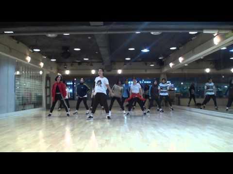 MIND DANCE (마인드댄스) 왁킹/걸스(Waacking/Girls) 8:10 Class(Group 2) | Greg Porn - On Sum Shit