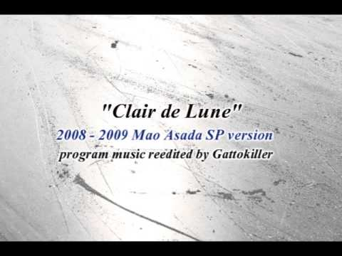 Mao Asada [2008-2009 SP]