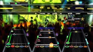 Spoonman - Soundgarden Expert+ Full Band Guitar Hero: Warriors of Rock