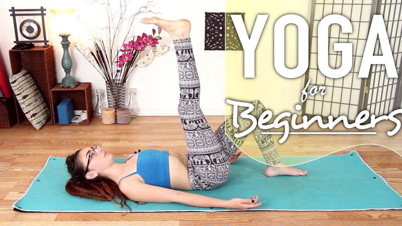 Morning Yoga Workout - Beginners Energizing