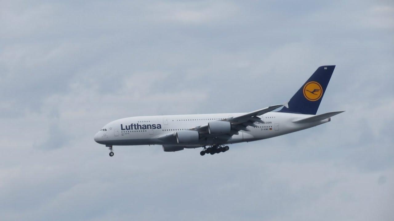 Jfk Airport Abflug Lufthansa