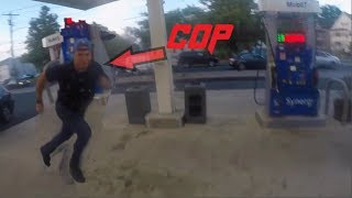 BIKES VS COPS - Bikers Get CAUGHT By POLICE #44 - FNF