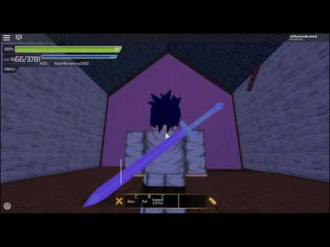 SwordBurst2 Showcase | Ethereal Edge