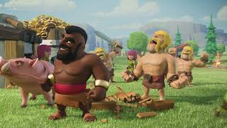 Clash of Clans: Ride of Hog Rider (Official TH)