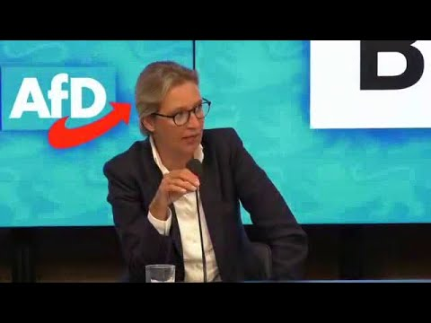 Dr. Alice Weidel, AfD zum Fall Andreas Kalbitz. 13.08.2020