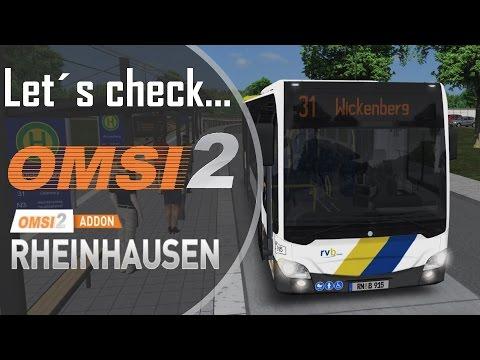 OMSI 2 | Review | Addon Rheinhausen | 31 → Wickenberg