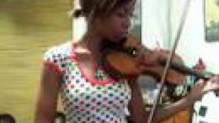 Naruto:Sadness and Sorrow on Violin