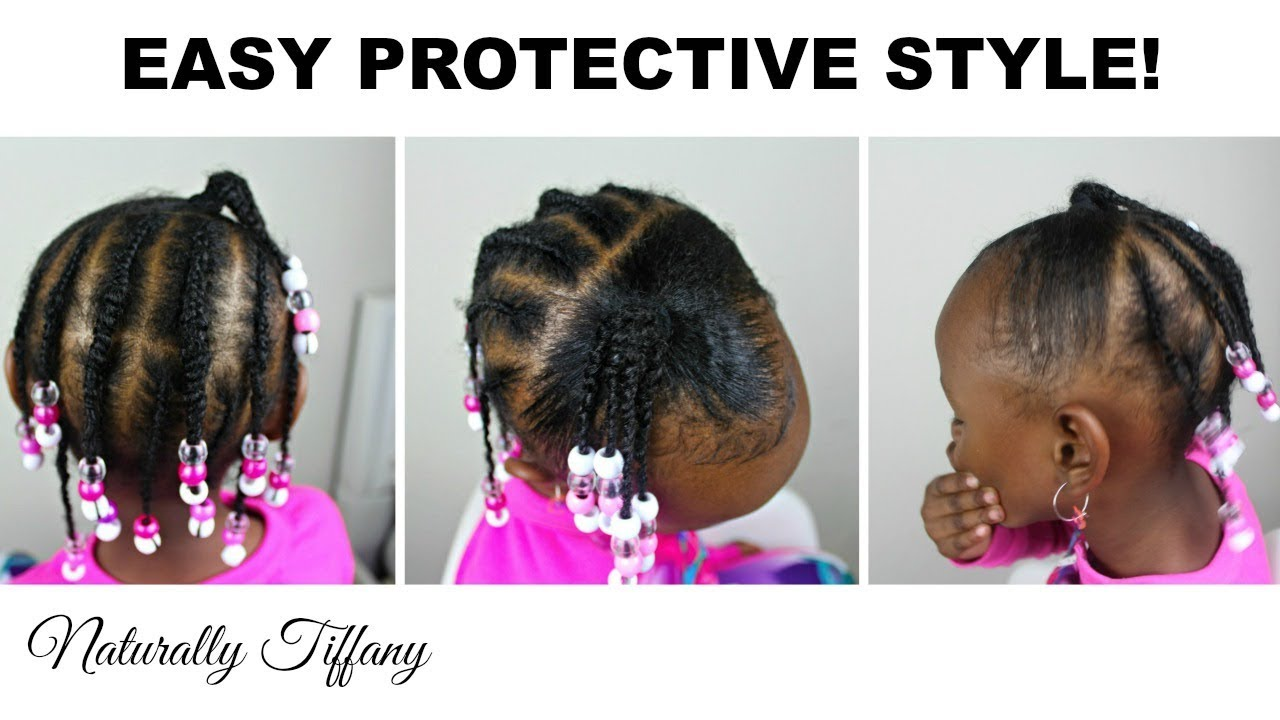 Download Very Easy Protective Style Short Fine Natural Hair Kids