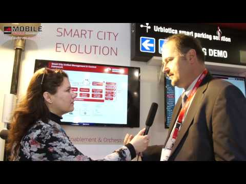 Intracom Telecom Smart City developments @ MWC 2017