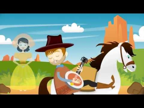 O SUSANNA | Nursery Rhyme Express | Animation | Sing Along | Childrens Song