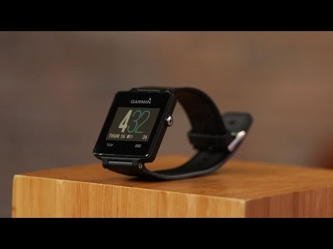 The Garmin Vivoactive is an ultra-slim smartwatch with a few hiccups