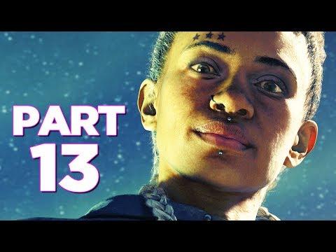 FAR CRY NEW DAWN Walkthrough Gameplay Part 13 - SHARKY (PS4 Pro)