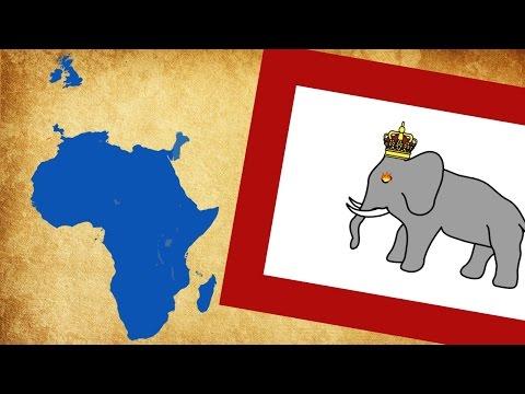 EU4 - Timelapse - My Imperial Dahomey