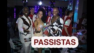 Show de Passistas Música Mais que nada Show Escola de samba Clube Português