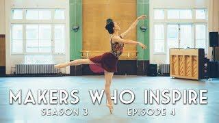 En Pointe with Ballet Dancer Madison Keesler | MAKERS WHO INSPIRE
