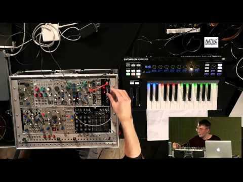 Native Sessions: Play. Patch. Build. - Connecting REAKTOR to Eurorack