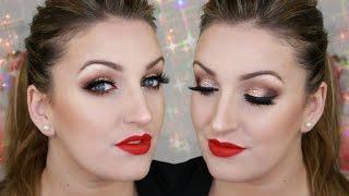 Tuto maquillage 1er de l'an - Makeup de fêtes