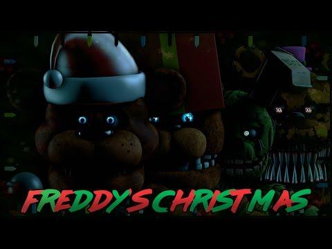 [FNaF XMAS SFM] Christmas at Freddy's! | By JT Machinima