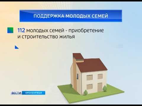 Улучшение жилищных условий: в 2019 году денежные выплаты получат 678 молодых семей