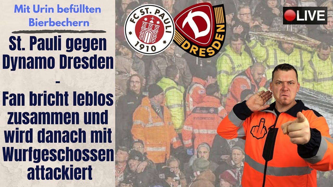 St Pauli Gegen Dresden