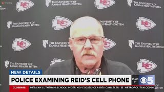 Britt Reid Crash Investigation Continues