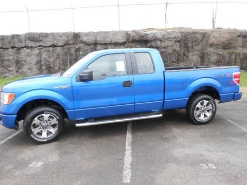 sold 2013 ford f 150 stx supercab 4x2 5 0 blue flame fb15666 at ford of murfreesboro 888 439. Black Bedroom Furniture Sets. Home Design Ideas