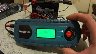 Зарядное устройство HYUNDAI HY 400 ОБЗОР,ВСЯ ПРАВДА!!!