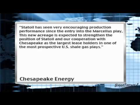 News Update: Chesapeake Energy (NYSE:CHK) Falls Following Sale of Natural Gas Assets to Statoil