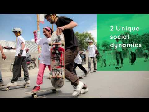 Action Sports for a Better World | Holly Thorpe | TEDxRuakura