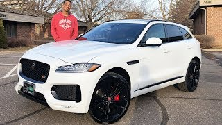 2019 JAGUAR F PACE S REVIEW! BEST SUV FOR $70,000?? LET'S SEE..