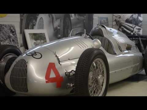 The Secret Storage Facility of Audi Sport - /INSIDE QUATTRO