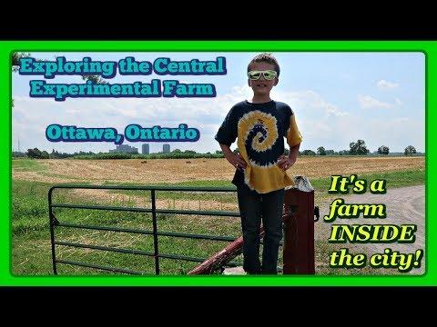 The Central Experimental Farm - Ottawa, Ontario, Canada