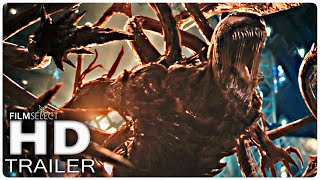 VENOM 2: Let There Be Carnage Trailer (2021)