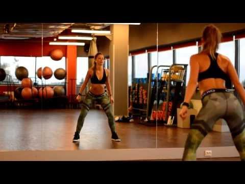 Prende La Cadera (Boom boom) - Big Mancill Zumba with Natalia Danielczak