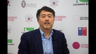 Hirohisa Hirukawareflexiona sobre robótica y la experiencia japonesa