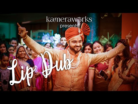Deepali - Naman | Lip Dub Video | Kameraworks