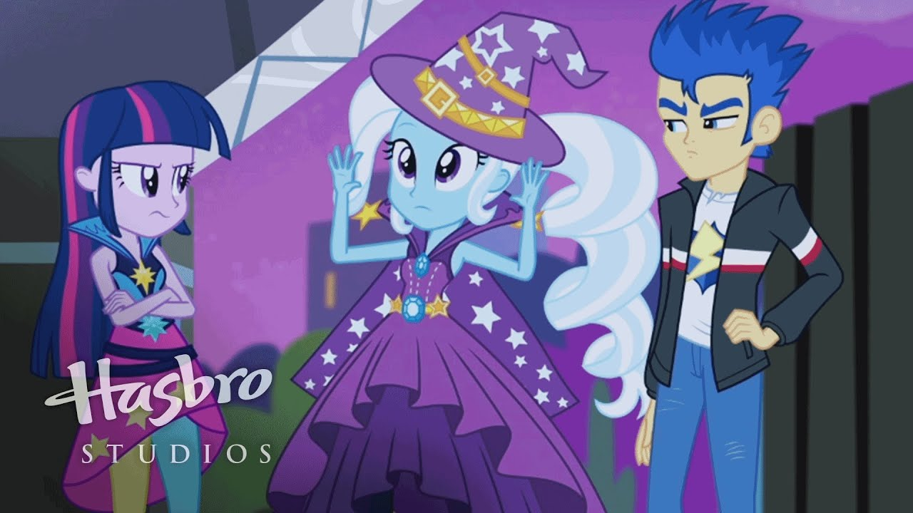 "MLP: Equestria Girls - Rainbow Rocks Playlist ""Trixie's ...