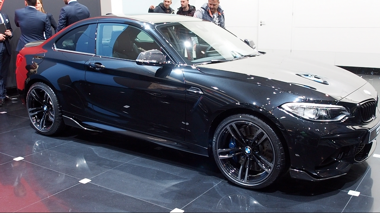 bmw m2 coup 2017 in detail review walkaround interior. Black Bedroom Furniture Sets. Home Design Ideas