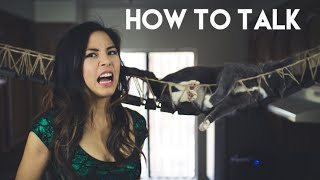 How to talk  || Anna Akana