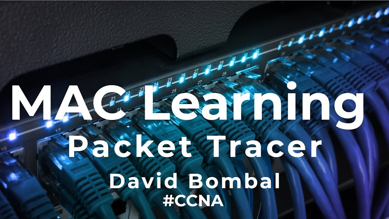 Cisco CCNA Packet Tracer Ultimate labs: MAC Address Learning and Flooding  (Part 1)