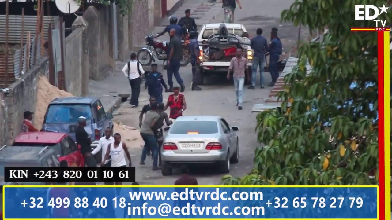 CONGOFOOT: APRES MATCH DCMP - RENAISSANCE BITUMBA EBIMI KABILA VA PARTIR