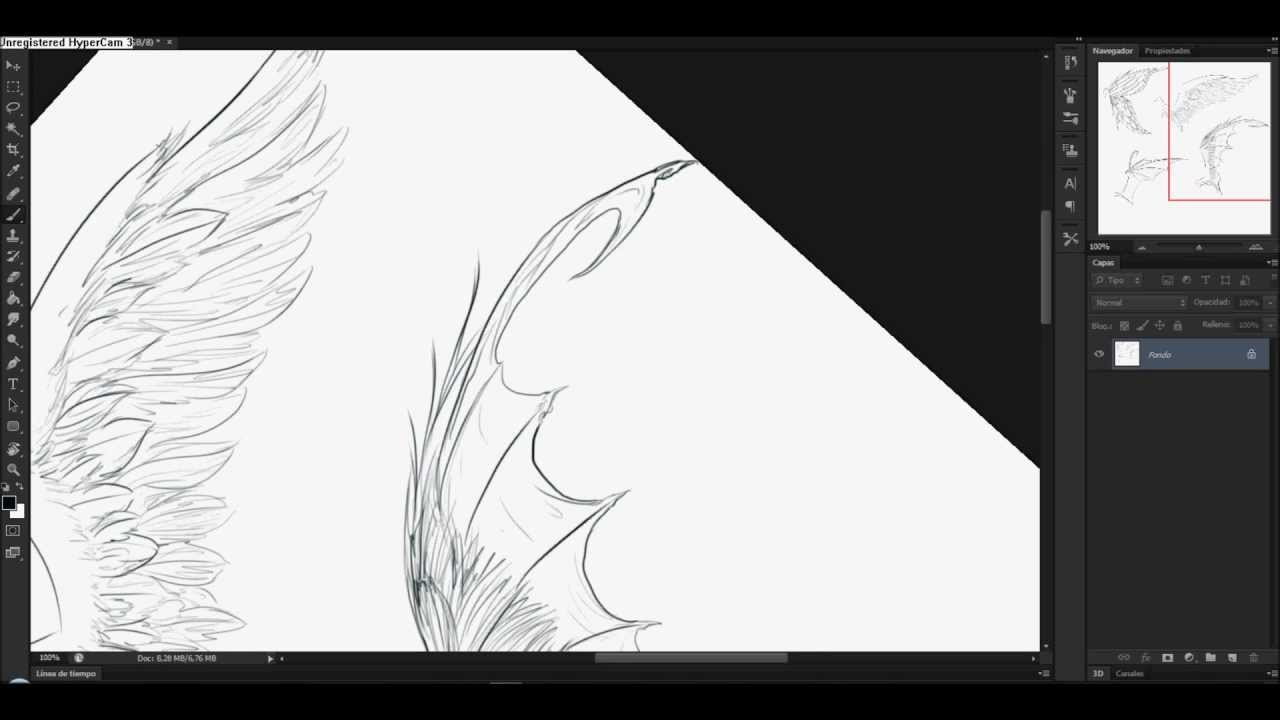 Como dibujar alas  How to draw wings speed drawing  YouTube
