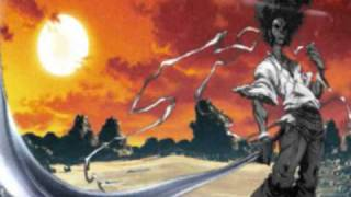 """Afro Samurai """"Combat"""" by the RZA"""