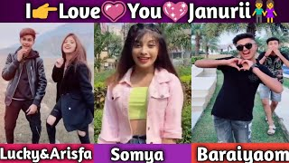 #iloveyoujanudi #iloveyoujanudisong #iloveyoujanuditiktokvideo about this video.. hello friends yeh video tiktok pe chal rahe viral song jin mahi love you oy...